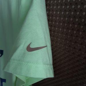 Nike Tops - Nike Running  FREEKIN' AWESOME graphic tee